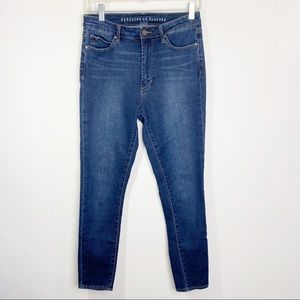 Articles Of Society High Rise Skinny Jeans Size 26